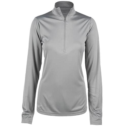 Ladies Reebok Icon Lightweight 1/4 zip
