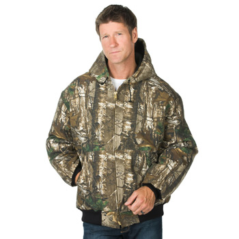 Camo Workwear Jacket