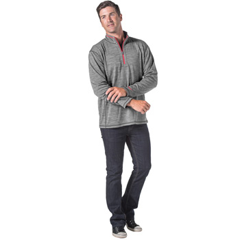 Circuit Reversible 1/4 zip