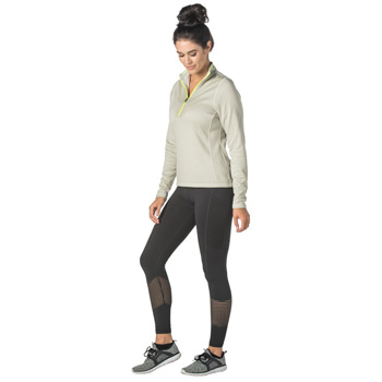 Reebok Ladies Circuit Reversible 1/4 zip