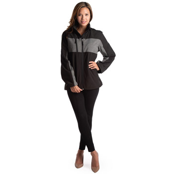 Ladies Zephyr Softshell Jacket