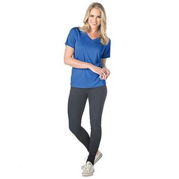 Ladies Reebok Cycle Performance Tee