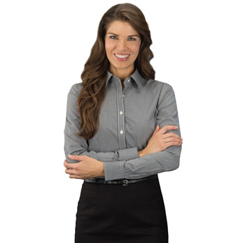 Ladies Van Heusen Gingham Check