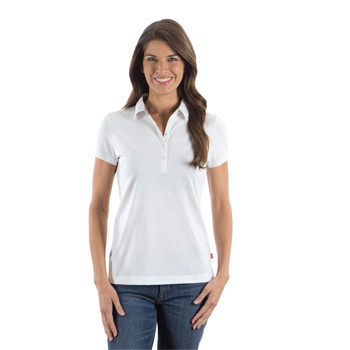 Izod Ladies Heather Polo